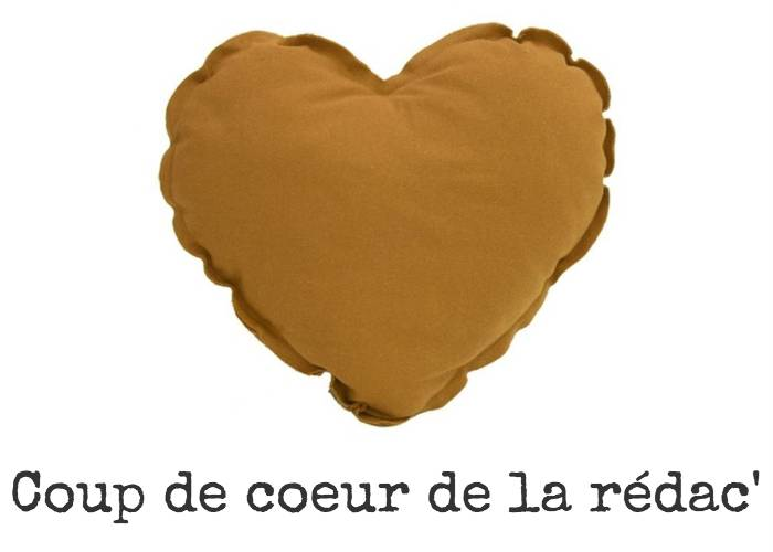 Coussin coeur By La redoute