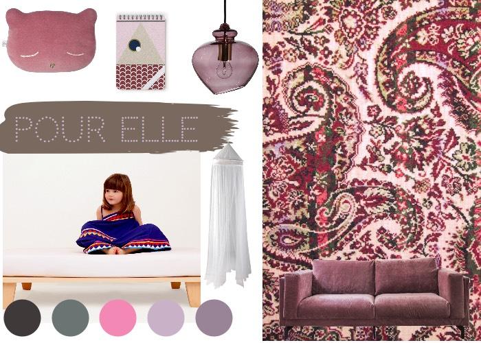 chambre enfant vieux rose toutes les planches setmystyle partagez vos planches tendances. Black Bedroom Furniture Sets. Home Design Ideas