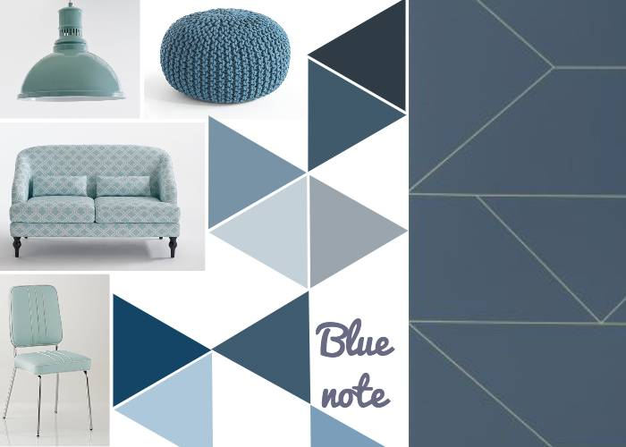 Blue note by La Redoute