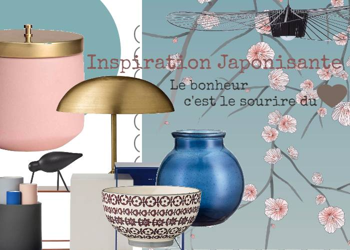 Inspiration japonisante ...