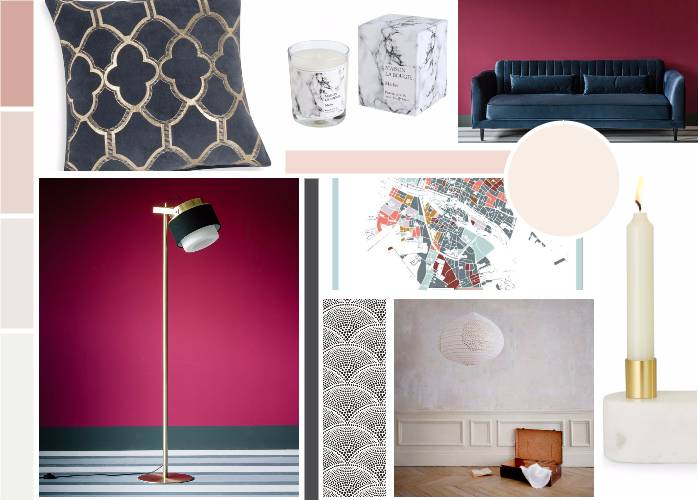 Velours Art Déco