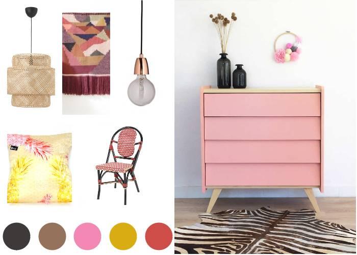 chambre moderne et color e toutes les planches setmystyle partagez vos planches tendances. Black Bedroom Furniture Sets. Home Design Ideas