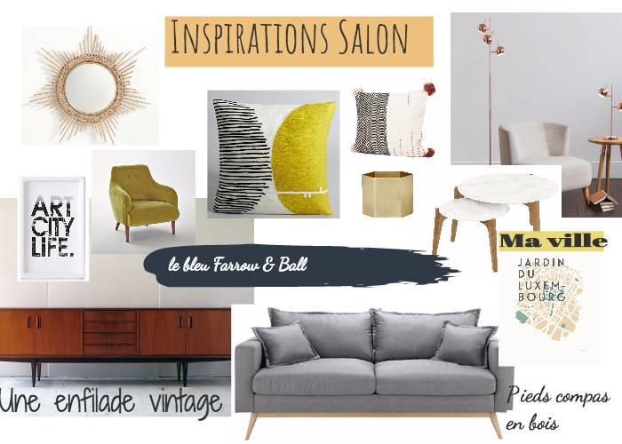 Inspirations salon boh me chic toutes les planches setmystyle partagez vos planches tendances - Salon boheme chic ...