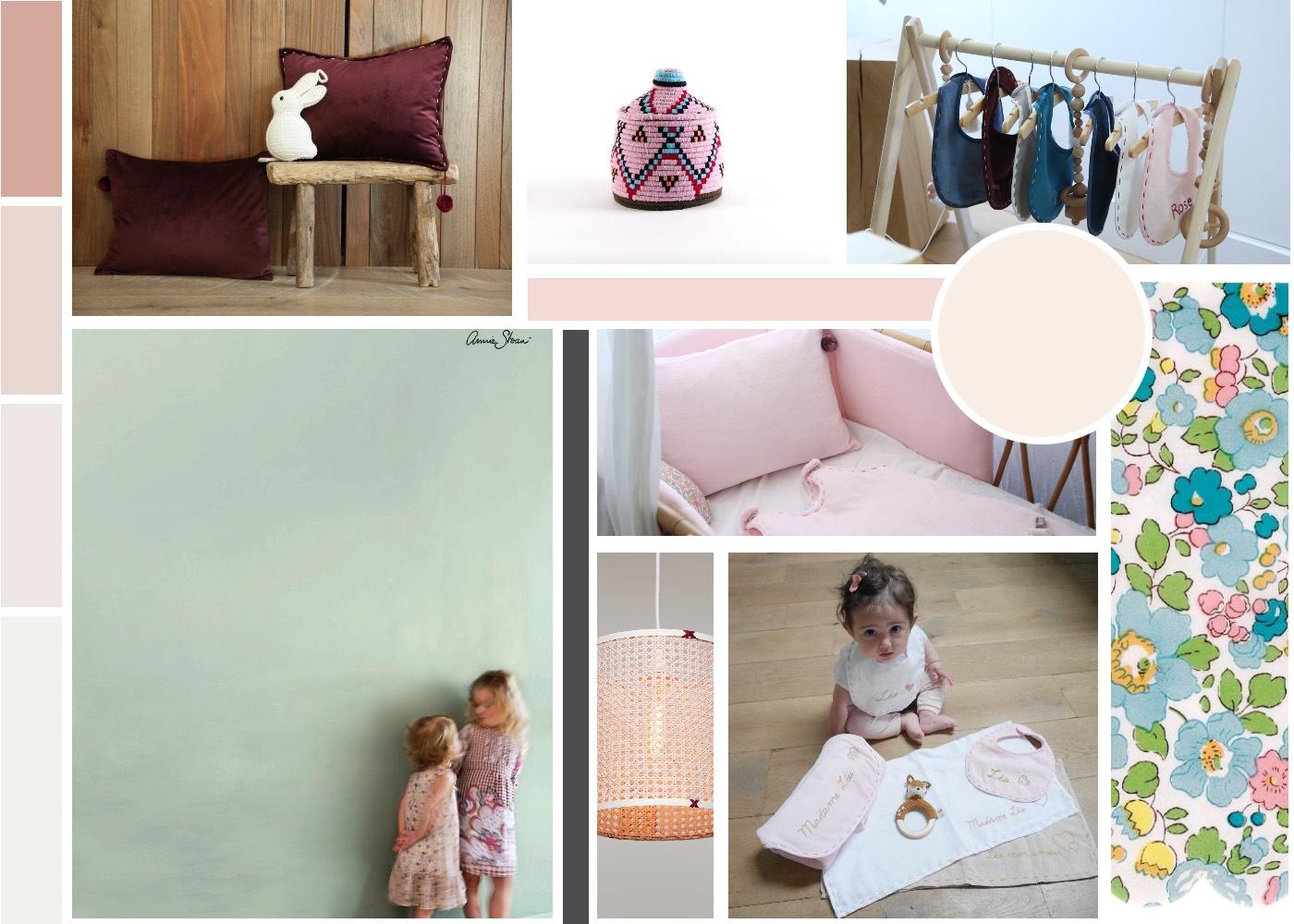Ambiance chambre bebe fille toutes les planches setmystyle partagez vos planches tendances - Ambiance chambre fille ...