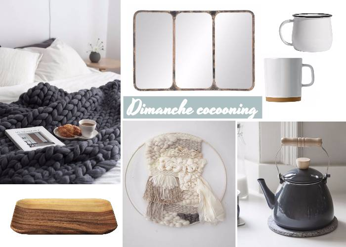 Dimanche cocooning