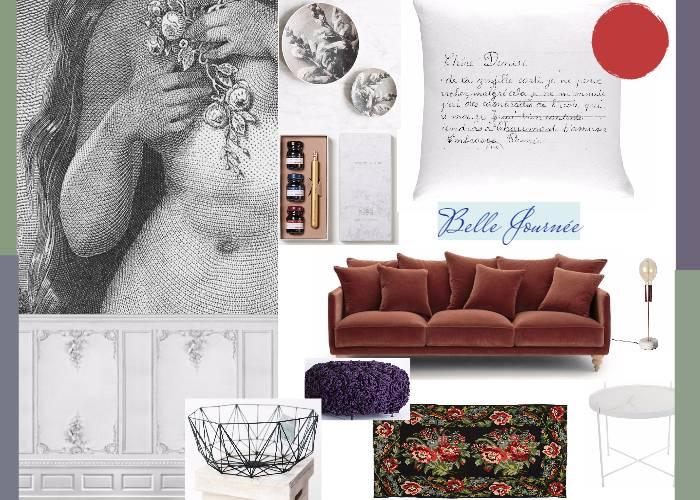 salon romantique toutes les planches setmystyle partagez vos planches tendances. Black Bedroom Furniture Sets. Home Design Ideas