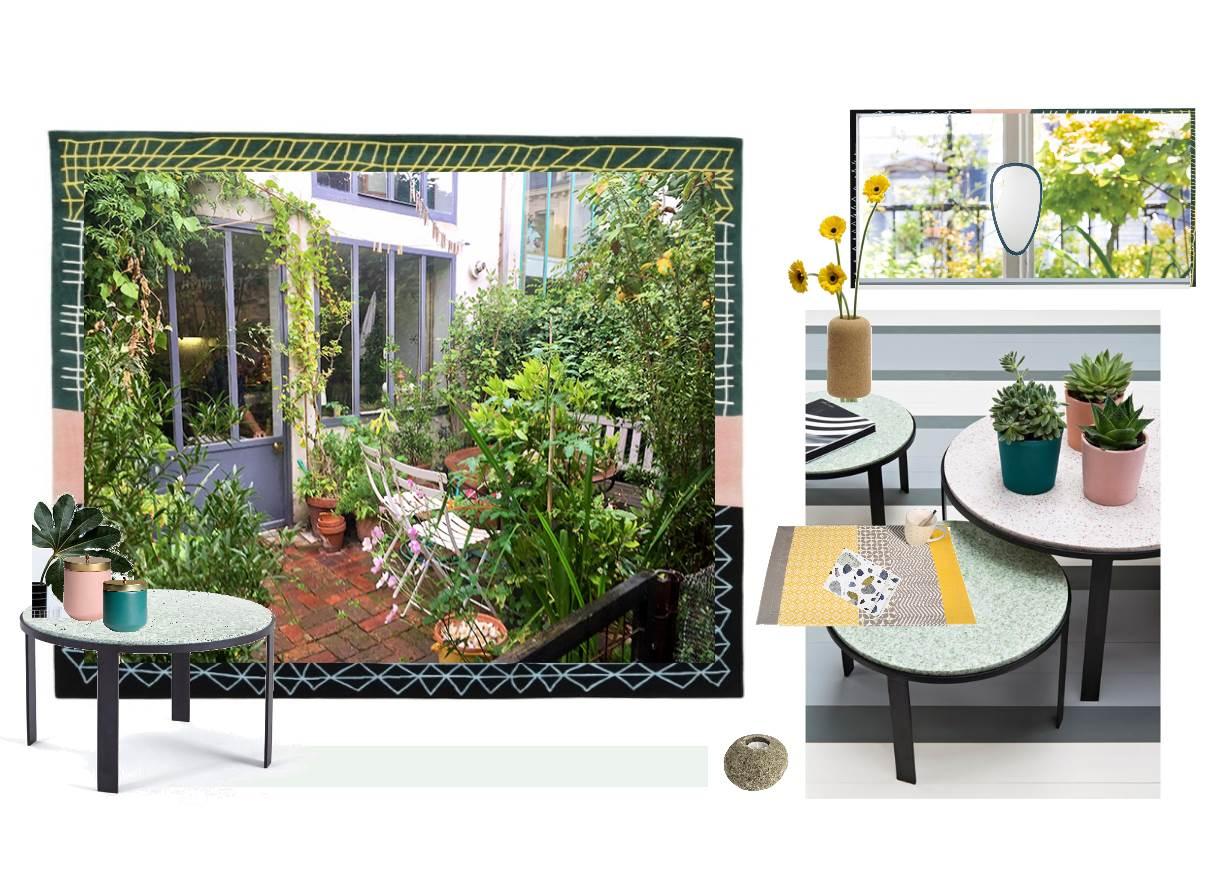 c t cour c t jardin toutes les planches setmystyle partagez vos planches tendances. Black Bedroom Furniture Sets. Home Design Ideas