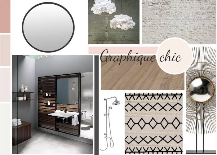 tendance graphique chic toutes les planches setmystyle. Black Bedroom Furniture Sets. Home Design Ideas