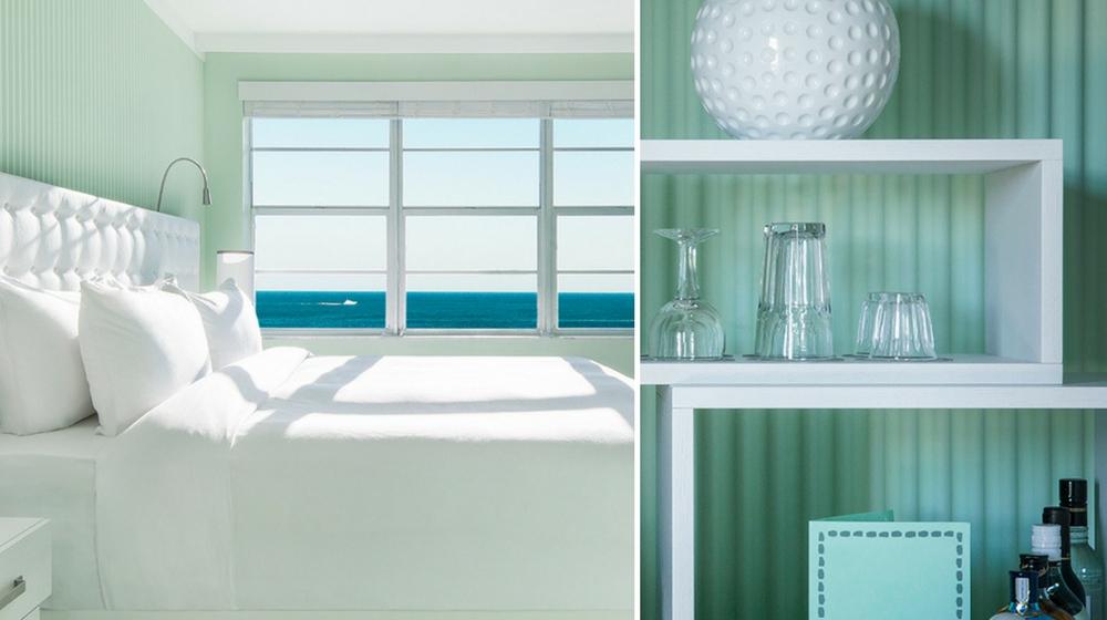Le vert mint, notre couleur de l\'été - Actualités par Cendrine ...