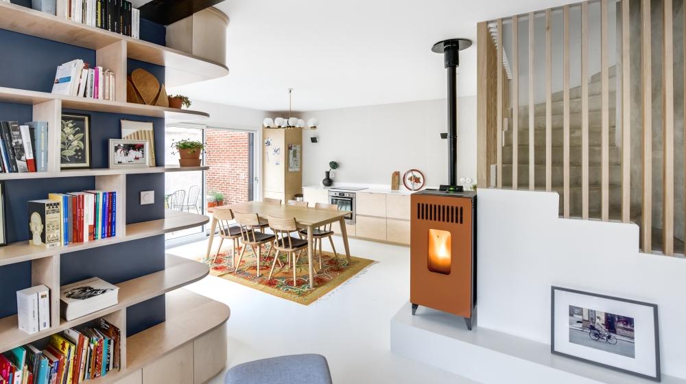 Setmystyle s invite dans une belle maison familiale - Creer style minimaliste maison familiale ...